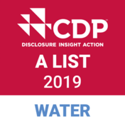 A rating from CDP