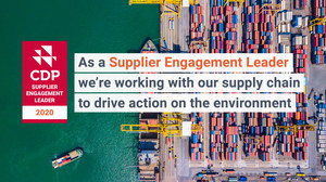 CDP Supplier Engagement Leaderboard 2020