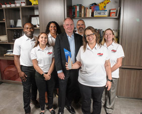 Symrise Honored for Workplace Safety in North America